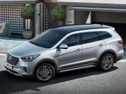 Hyundai Grand Santa Fe V6 (2018) Precio, Equipamiento, Fotos, Motor 6