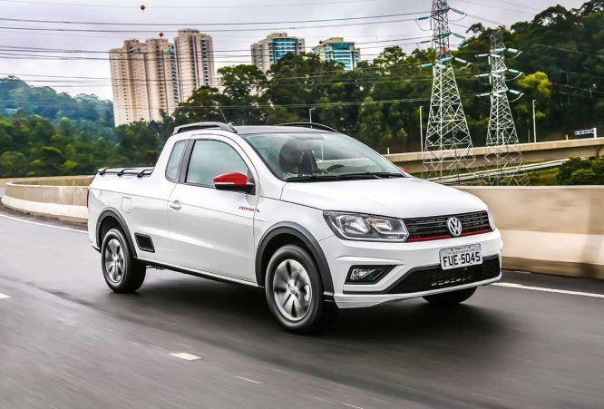 Volkswagen saveiro valor