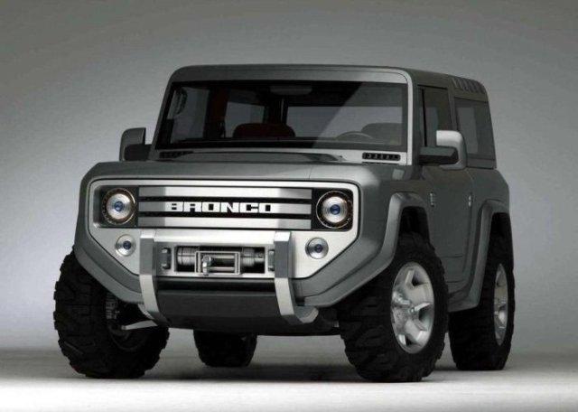 Nuevo Ford Bronco 2020, vuelve un clásico de Ford para el 2020