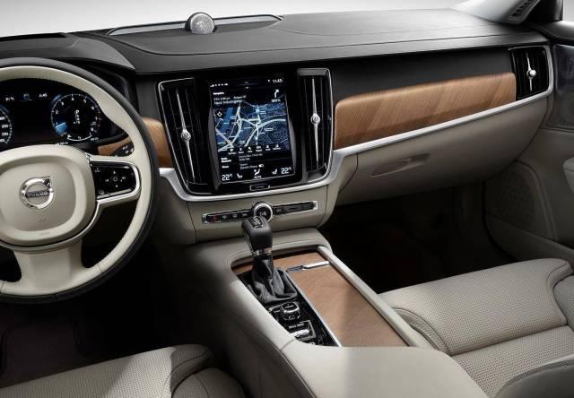Volvo S90 en Argentina, Características y Precio