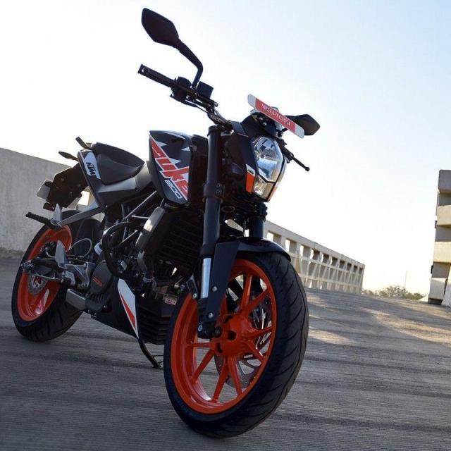 KTM Duke 200 2020 Precio, Motor, Ficha Técnica, Fotos