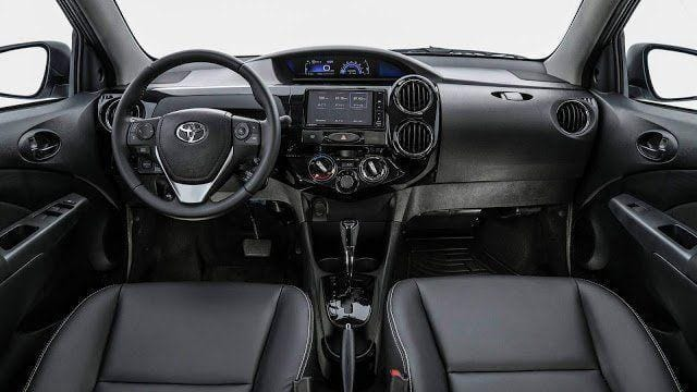 Toyota Etios 2020 Precios y Caracteristicas
