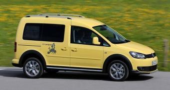 Volkswagen Caddy (2019) TDI Confirmada, Motor, Fotos 3