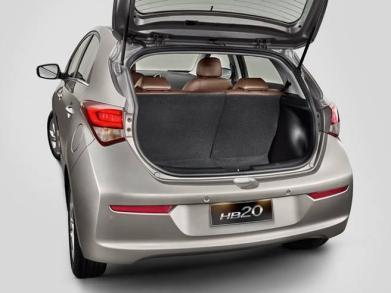 Asi sera el nuevo Hyundai HB20 2019, Versiones y Precios 4