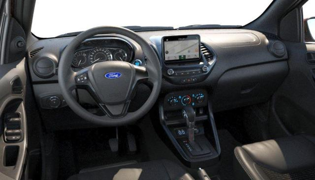 Ford Ka 2019, Precio en Argentina, Versiones y Equipamiento
