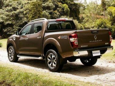 Renault Alaskan 2019, Precio, Versiones y Equipamiento 5