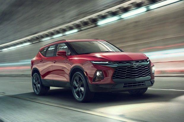 Nueva Chevrolet Blazer 2020