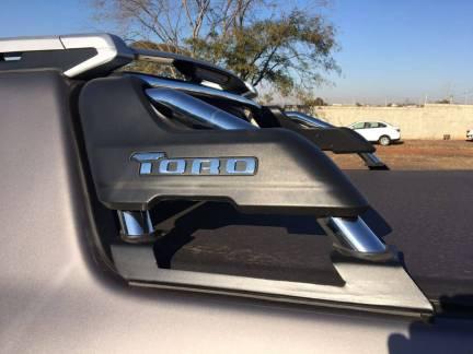 Fotos de la Nueva Fiat Toro Ranch 2019 que llega a la Argentina 8