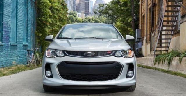 Chevrolet Sonic 2019 pronto en Argentina, Precios, Ficha Tecnica, Fotos