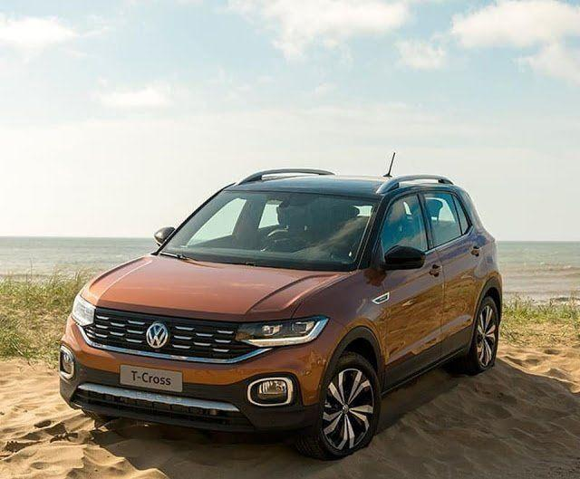 🥇 Volkswagen T-Cross