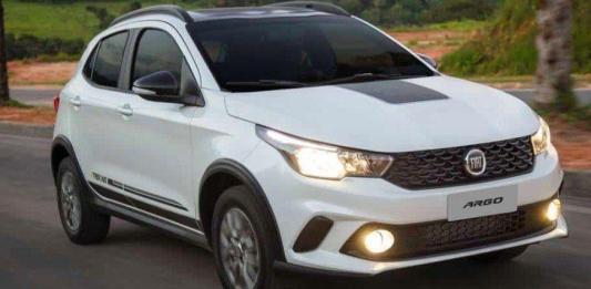 Nuevo Fiat Argo Trekking