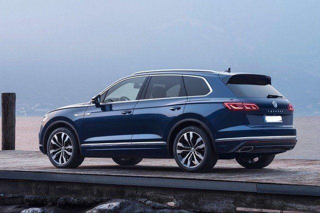 Versiones Volkswagen Touareg 2020
