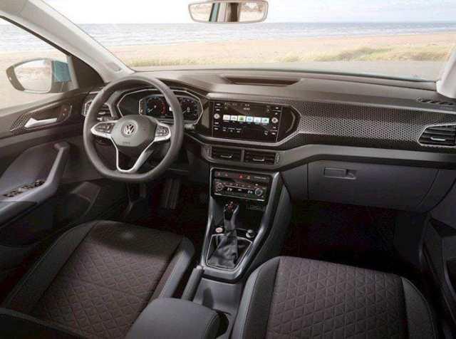 Volkswagen T-Cross 2019 en Argentina con motor 1.6 MSI