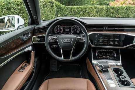 Asi es el Audi A6 2020 Sedan que llega a la Argentina en 2021 5