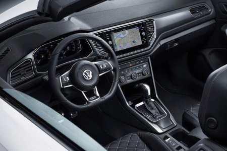 Asi es el Volkswagen T-Roc 2020 Cabriolet que se presento ayer 7