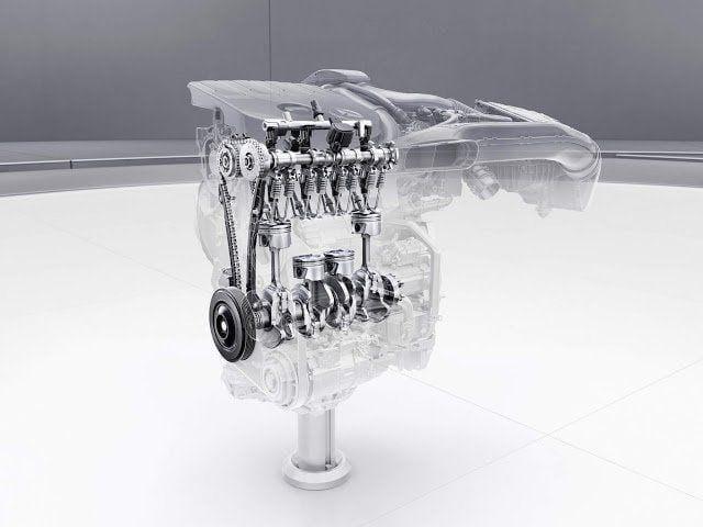 Motor Mercedes-Benz CLA Shooting Brake 2020