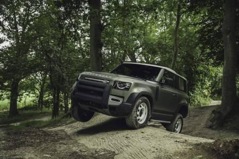 Asi es la Nueva Land Rover Defender 2020 11