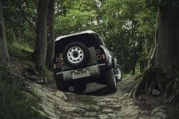 Asi es la Nueva Land Rover Defender 2020 14