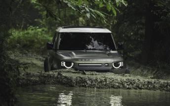 Asi es la Nueva Land Rover Defender 2020 15