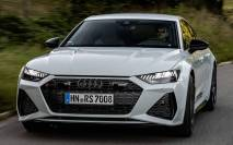 Nuevo Audi RS7 Sporback 2020 es más rápido de lo que dice Audi 6