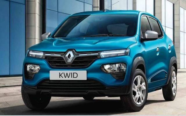Nuevo Renault Kwid 2020
