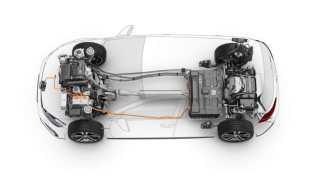 Nuevo VW Golf GTE 2020 llega primero a Brasil y luego Argentina 1