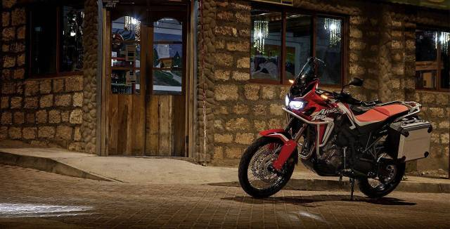 Honda Africa Twin (CRL 1000L) 2020: Precios, Ficha Tecnica, Fotos