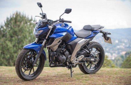 Yamaha Fazer 250 2020: Precio, Ficha Tecnica, Fotos y Consumo 10
