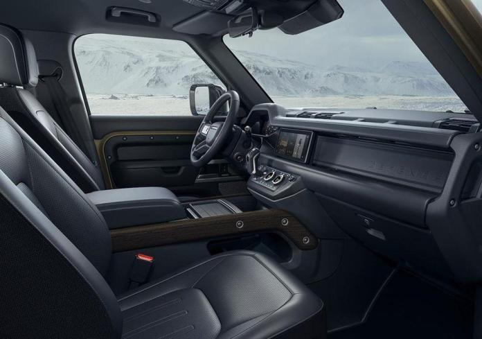 Land Rover Defender 110 2020 2021 llega en Argentina