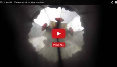 Disgelo Max Manfredi copertina Video
