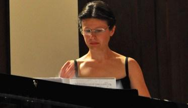 Milena Dolcetto pianista cantante giornalista
