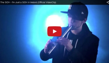 The SIDH copertina video I'm Just a SIDH in Ireland