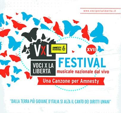 Copertina del disco di Voci per la Libertà XVII
