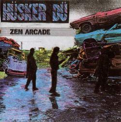 Zen Arcade - copertina disco degli Husker Du