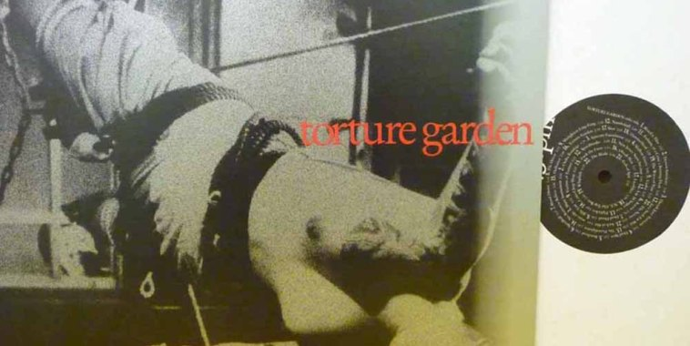 Naked City - Torture garden