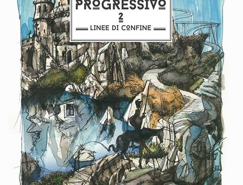 Stefano Orlando Puracchio, Rock progressivo 2. Linea di confine