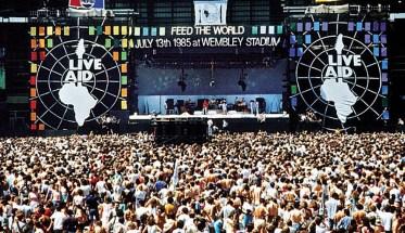 Live Aid 1985 concerto