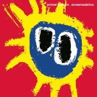 Screamadelica Primal Scream copertina album