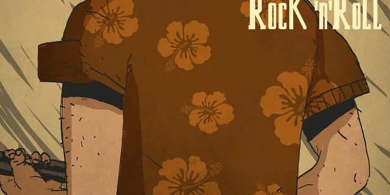 The Goose Bumps, Tremendous Rock 'n' Roll