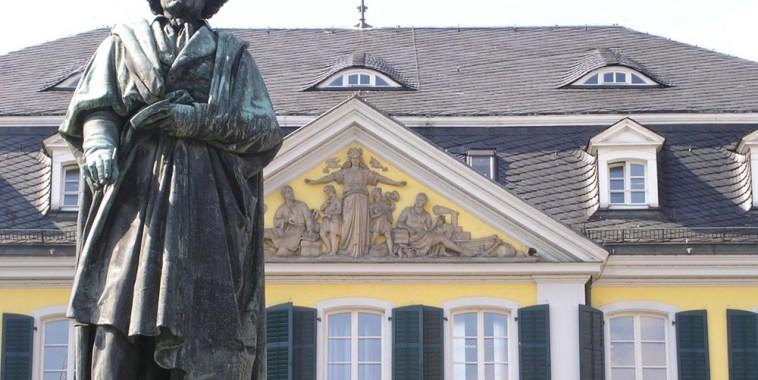 Ludwig Van Beethoven Monumento Bonn