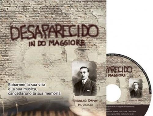 Desaparecido in Do maggiore, Rodolfo Zanni