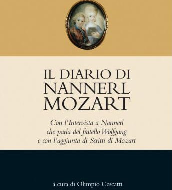 Diario di Nannerl Mozart