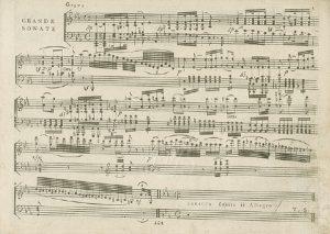 Patetica Beethoven: il primo movimento grave