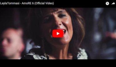 Leyla Tommasi AmoRE 6 copertina VIDEO