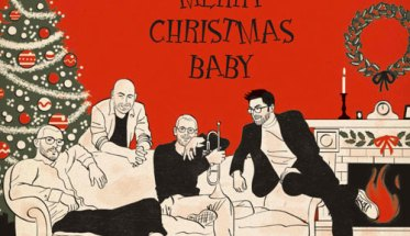 Fabrizio Bosso Merry Christmas baby copertina CD