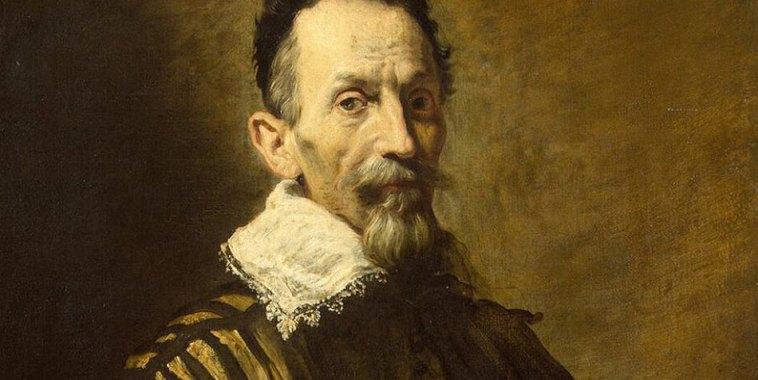 Claudio Monteverdi ritratto