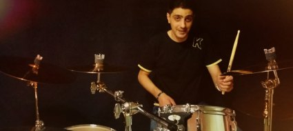Francesco Sanfrancesco batteria