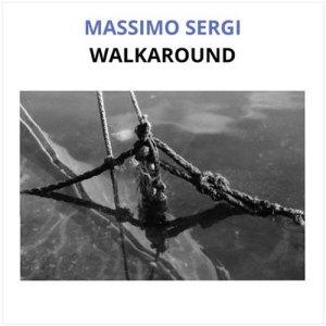 Massimo Sergi Walkaround copertina disco