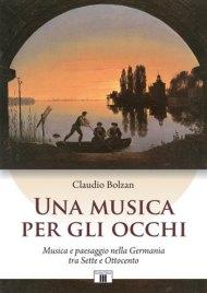 Una Musica per gli Occhi copertina Libro