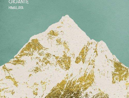 Gigante - Himalaya copertina disco